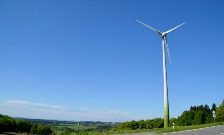 Windenergie - eine Säule der Energiewende