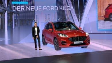 Photo of Der neue Ford Kuga – auch in drei verschiedenen Hybrid-Optionen lieferbar