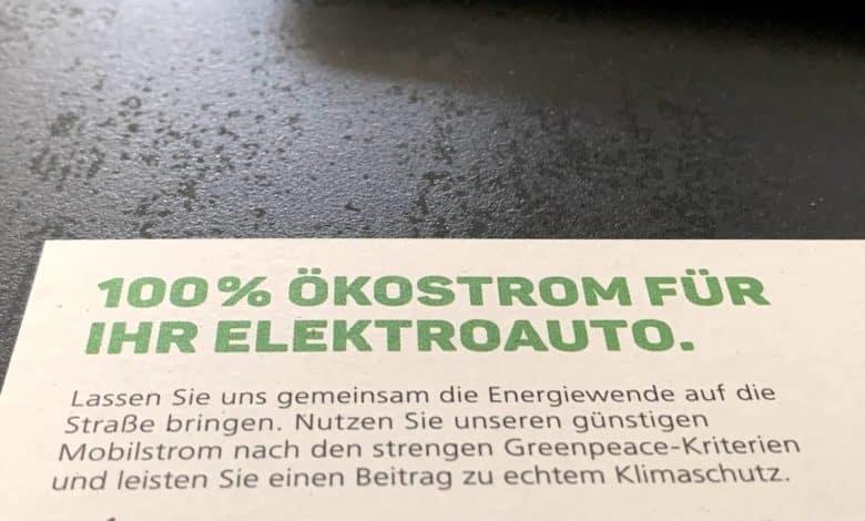 Die neuen Mobilstrom-Tarife von Greenpeace Energy sind da! Foto: ARKM Archiv.